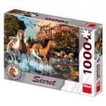 Dino puzzle Kone 1000D secret collection