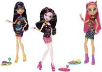 Monster High příšerky z kantýny