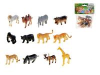 Zvířátka safari/ZOO malá - mix variant či barev