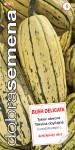 Dobrá semena Tykev plazivá - Bush Delicata pruhovaná 10s