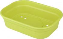 Elho spodný diel k minipařeništi Green Basics S - lime green