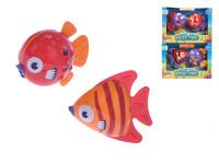 Rybičky do vody 9 cm 2 ks - mix variant či barev