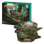 Puzzle 3D Tyrannosaurus Rex - 36 dílků