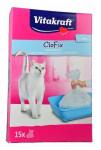 Vitakraft náhr.sáčky do Wc pre mačky CloFix 15ks