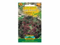Osivo Salát listový kadeřavý CRIMSON, červený