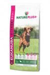 Eukanuba Dog Nature Plus + Puppy & Junior froz Lamb 14kg