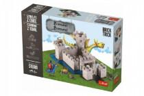 Stavajte z tehál Pevnosť stavebnice Brick Trick