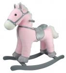 Hojdacie poník ružový 46 cm