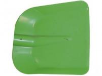 lopata Unelko 28x25cm plastová, bez násady - mix farieb