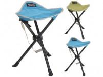 stoličky skladacie trojnožka - mix farieb