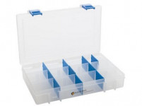 organizér SUPER BOX M 206x137x35mm - mix farieb