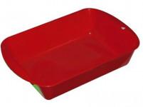 miska obaľovacie 34x25x7cm plastová (veľká) - mix farieb
