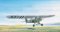 Model Piper L4 Cub 13,5x21,5cm