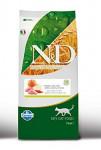 N&D Grain Free Cat Adult Boar & Apple 10 kg
