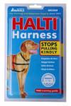Postroj nylon Harness proti ťahaniu Halti medium