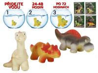 Dinosaurus rastúce - mix variantov či farieb