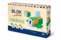Stavebnica Blok z melásky 12m +