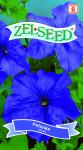 Seva Zelseed Petunia - modrá 0,04g