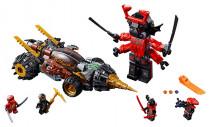 Lego Ninjago 70669 Coleův raziace vrták