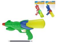 Vodní pistole plast 33cm - mix barev