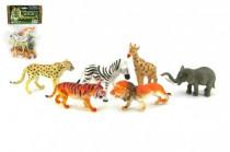 Zvířátka safari plast