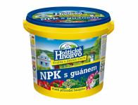 Hnojivo NPK Hoštická s guánom 8kg