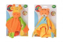 Plyšový zaspávačik zvieratko 25 cm - mix variantov či farieb