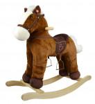 Hojdacie poník hnedý 46 cm