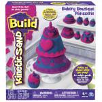 Kinetic Sand BUILD - Cukrárna 254 g.