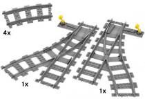 LEGO Výhybky 7895