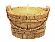 Sviečka Citronella vedierku 90g d11x4cm