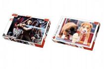 PACK Puzzle 1000 dielikov + puzzle 500 dielikov grátis - mix variantov či farieb