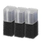 Filter vnútorný - náhradná pena + aktívne uhlie Tommi 3 ks