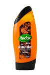 Radox sprchový gel Men Feel Stimulated 2v1 oranž 250ml