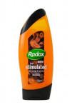 Radox sprchový gél Men Feel Stimulated 2v1 oranž 250ml