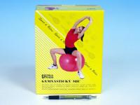 Gymnastická lopta relaxačný 85cm - mix farieb