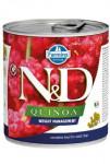 N & D DOG quinoa Weight Mnmgmt Lamb & Brocolli 285g