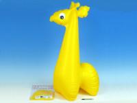 Žirafa nafukovací 65x100cm 24m+ Fatra