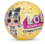 L.O.L. Surprise Confetti Pop in PDQ Tray Wave