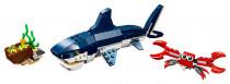 Lego Creator Tvorové z hlubin moří