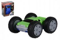 Auto převracecí plast 20cm na baterie v krabici 18x22cm