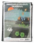 Tkaná textilie 90g - 2,0 x 5 m černá