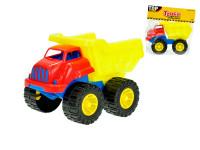 Auto nákladné sklápačka 20 cm