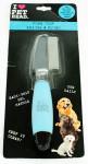 Hřeben na blechy s gelovou rukojetí Pet Head 1 ks