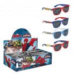 Slnečné okuliare Avengers / Spiderman - VÝPREDAJ