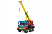 Auto middle Truck žeriav plast 36cm Wader - VÝPREDAJ