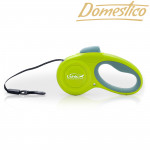 Domestico Samonavíjacie vodítko Easy Lock 3m / 12kg, zelené