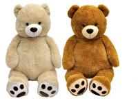 Medveď plyšový 135 cm - mix variantov či farieb