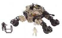 Mega Bloks Call Of Duty 4x4 obrnené vozidlo s vežou a delom