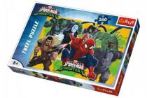 Puzzle Spiderman vs Sinister 6 Disney 260 dielikov 60x40cm